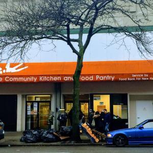【活動報告】12/10 Food Bank@Community Kitchen