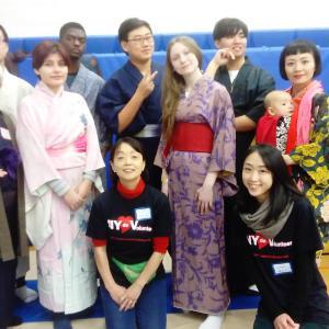 【活動報告】春祭り@国連国際学校