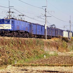東北本線の荷物列車
