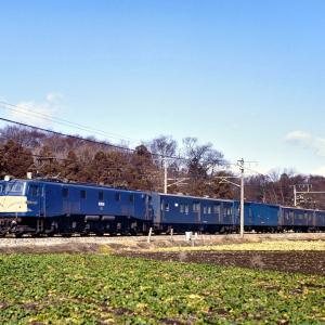 東北本線の荷物列車(N5)