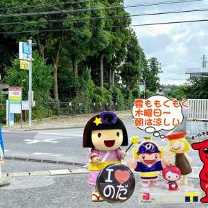 じゅん散歩~が関宿城にやってきた~