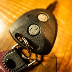 軽トラックの鍵を作り直して13000円程