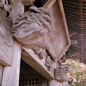 奥の細道、蚶満寺2(秋田県にかほ市)
