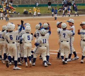 第16回横浜DeNAベイスターズ杯キッズ大会(低学年)