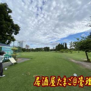 ゴルフはハプニングがつきもの?