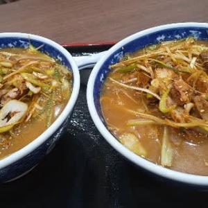 ★12/10(火)【せたが屋】蓮田SA限定・深谷ネギチャーシュー麺 ★