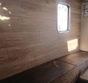 台風の影響で運休なので・・・小樽遊漁船シェイク