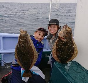 釣りビジョンさんの撮影 小樽遊漁船シェイク