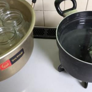 煮梅シロップ