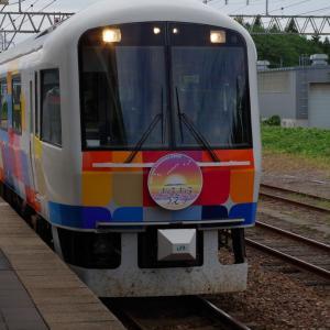 485系きらきらうえつ最終乗車(2日目その10)