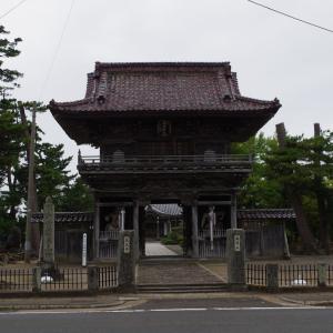 羽後本荘の寺や仏(3日目その2)
