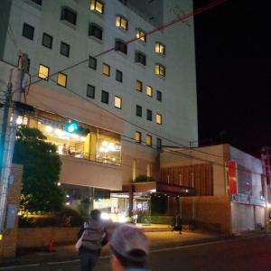 ホテル内で気仙沼料理を楽しみ(1日目その8)