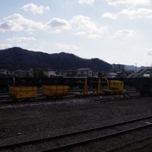 盛の貨物専業鉄道を散策し(2日目その6)