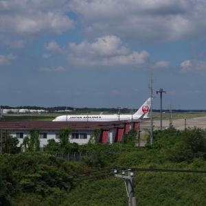 空港停泊機を見て続きの展示へ(1日目その7)