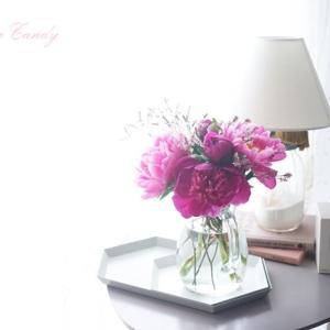 【YouTubeでワンポイント花レッスン♪】芍薬の蕾の咲かせ方&アレンジのポイント編公開中!
