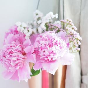 初夏の旬!シャクヤクを楽しもう♪花選び&色合わせのポイント♡