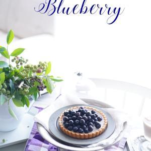 ブルーベリーの季節♪初夏の実ものを楽しもう♡