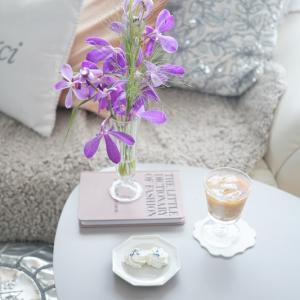 夏にオススメ♪丈夫で長持ちする蘭のモカラ!紫色の花選び&色合わせのコツ