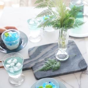 【folk掲載】簡単オシャレな空き瓶リメイク♪夏の葉グリーンの楽しみ方♡