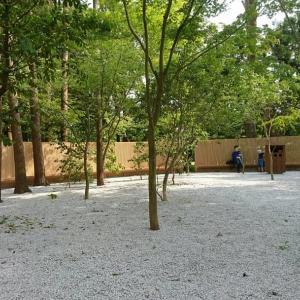 上賀茂神社 憩いの庭