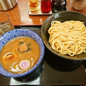 つるつる麺と濃厚スープのつけ麺@昇龍(盛岡市厨川)