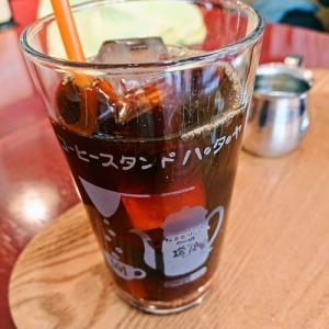 気軽にコーヒーを楽しめます♪@4番目の珈琲店(盛岡市クロステラス内)