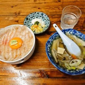 八戸~宮古観光(1)みなと食堂で漬け丼&蕪島神社