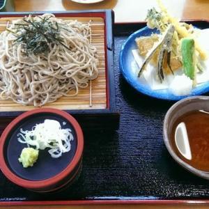 メニュー充実!そばも美味しい@道の駅錦秋湖(西和賀町)