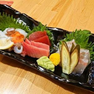 寿司居酒屋でお祝い@本まる(盛岡市菜園)