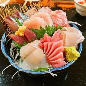 新鮮な海鮮類と豊富な日本酒@わいや(盛岡市菜園)
