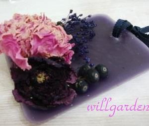 ★WILLGARDENのレアドライサシェ