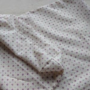 枕の内カバー♪ & ニシンの開き~♪  & 今朝のサンドイッチ~♪  & いただきもの・・・空芯菜~♪