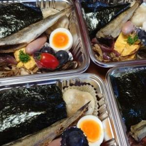 今日はイベントの為、餐魚洞弁当です~♪  & 熊野古道15周年記念イベント・・・スカイランタンフェスティバル~♪