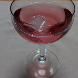 コンビニエコバッグ・・・・ダイソーのテーブルクロスで♪  &  プラム酒、初呑み~♪