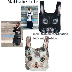 Nathalie Lete BAG
