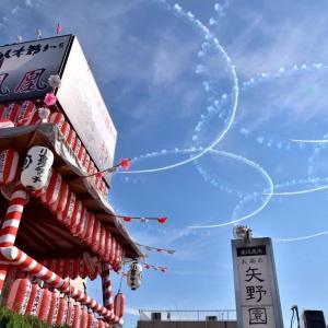 桐生祭りのインパルス