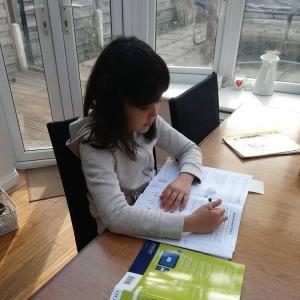 Home schooling, Day 22 その1