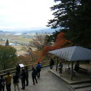 秋の中尊寺、菊祭り、紅葉2019-11-09-04