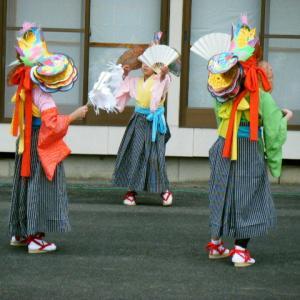 荒波神社お祭り2019-11-03-08。最終回。