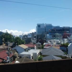 京急の車窓から 「青物横丁~品川」