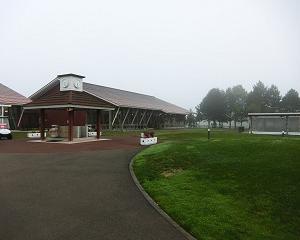 スウェーデンヒルズゴルフ倶楽部でのラウンド・・・脚と腰の確認を兼ねて