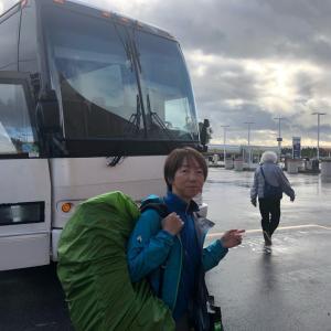 乗り遅れ miss the bus