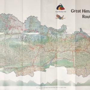 グレートヒマラヤトレイル Great Himalaya Trail
