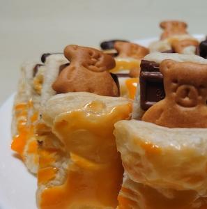 熊のお菓子