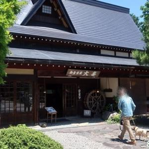おいしいお蕎麦と、またもクマ!?~ナツハルと行くレトロなクマ旅・2泊3日岐阜旅行③~