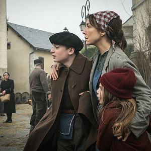 「アーニャは、きっと来る」ドイツ軍に追われるユダヤ人たちはピレネー山脈を越えて逃げられるのか。
