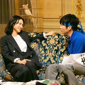 「総理の夫」日本初の女性総理が誕生するかもって期待が持てるような素晴らしい映画でした。