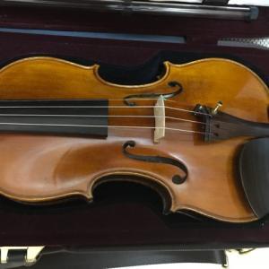 はじめて!バイオリンの調整会