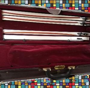 バイオリン本体を守れ!バイオリン保護袋!!