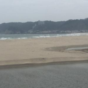 千葉県中房総網代湾内御宿海岸画像付き無料サーフィン波情報